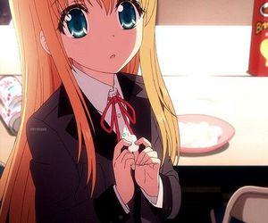 charlotte, anime, and yusa image