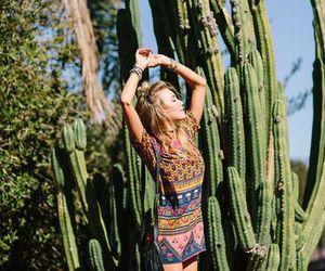 arizona, cactus, and pink image