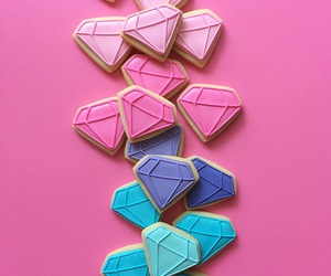 color, colorful, and Cookies image