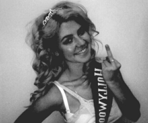 girl, marina and the diamonds, and Queen image