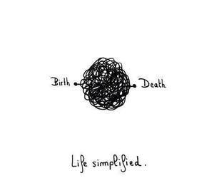 life, death, and birth image