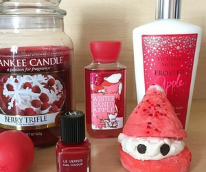 chanel, yankee candle, and bath & body works image