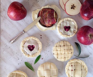 Apple Pie, baking, and mini pies image
