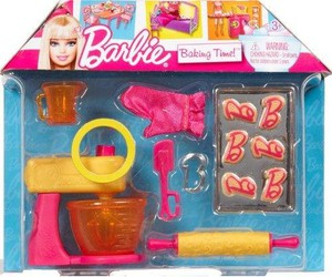 barbie house, doll accessories, and toytooth.com image