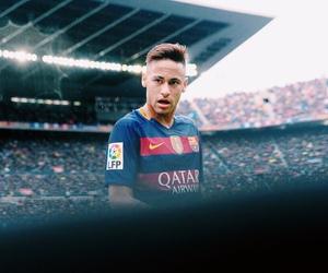 Barca, fcb, and football image