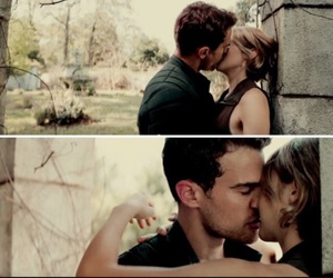 four, friendship, and theo james image