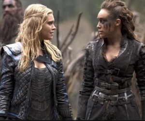 the 100, lincoln, and lexa image