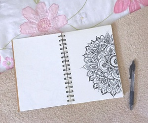 art, chill, and draw image