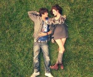 awesome, couple, and girl image
