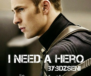 captain america, chris evans, and my story image