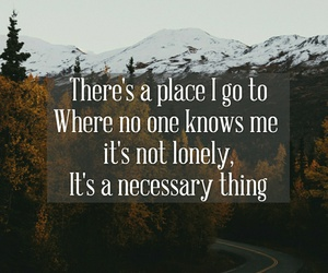 discovery, landscapes, and quotes image