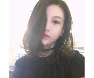 fashion, korean, and shorthair image