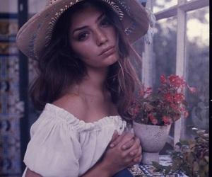 beautiful, bohemian, and pretty image