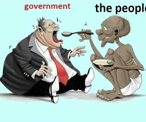 government and people image