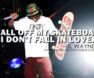 boy, quote, and lil wayne image
