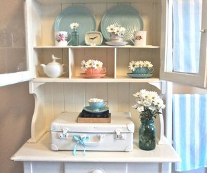 shabby chic and home decor ideas image