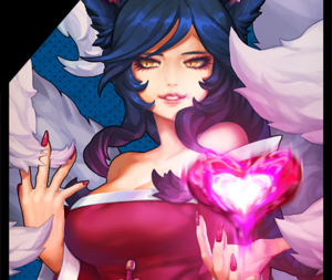 lol, league of legends, and ahri image