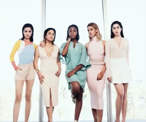 5h, fifth harmony, and fashion canada image