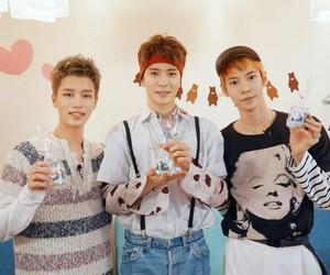 jaehyun, taeil, and doyoung image