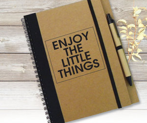 etsy, spiral notebook, and personal notebook image