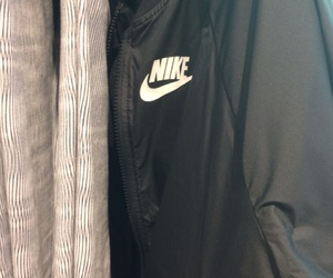 fit, nike, and sport image