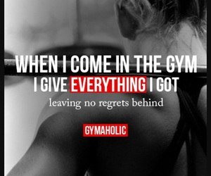 everything, hard work, and workout image