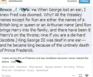 harry potter, book, and fred and george image