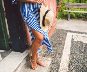 fashion, stripped, and janni deler image