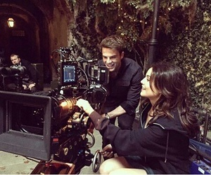 nathaniel buzolic, The Originals, and danielle campbell image