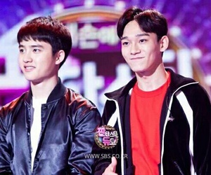 boy, Chen, and d.o image