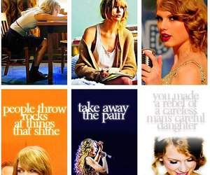 Taylor Swift, Swift, and love image