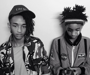 willow smith, jaden smith, and smith image
