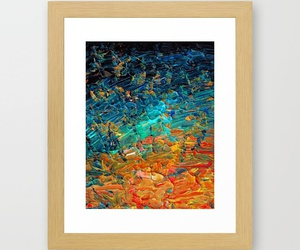 abstract art, Abstract Painting, and affordable art image