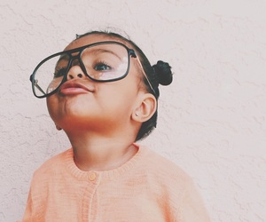 baby and glasses image