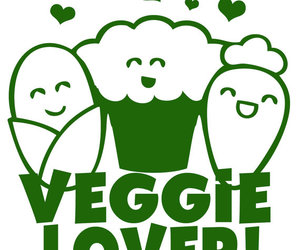 veggie and vegan image