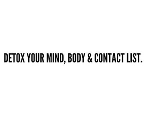 body, mind, and detox image
