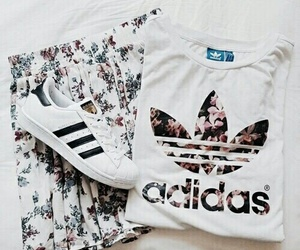 adidas, adorable, and amazing image