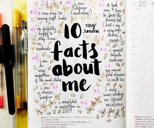 journal, diary, and ideas image