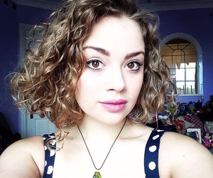 carrie, carrie hope fletcher, and itswaypastmybedtime image