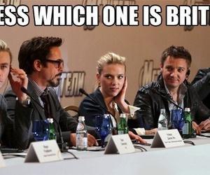 tom hiddleston, british, and Avengers image