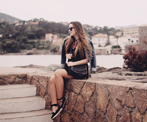 fashion blogger, lookbook, and style image