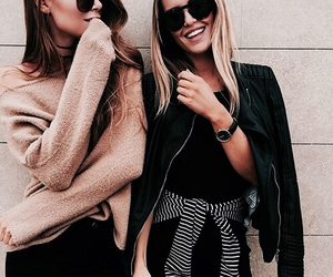 accessory, friends, and fashion image