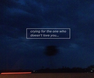 cry, perfect, and love image