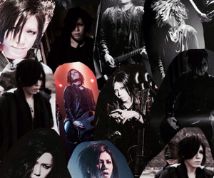aoi, the gazette, and shiroyama image