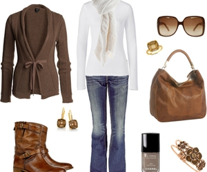 comfy, relaxed, and brown image