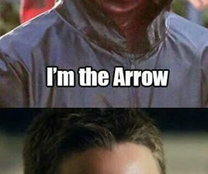 arrow, flash, and cute image