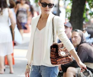 olivia palermo, street style, and style image