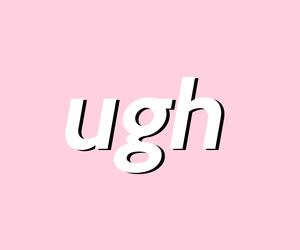 pink, ugh, and pastel image
