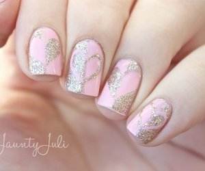 beauty, style, and summer nail image