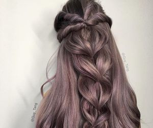 beauty, hair, and pretty hairstyles image